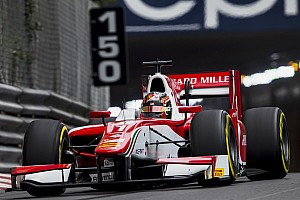FIA F2 Qualifying report Monaco F2: Leclerc takes pole but faces investigation