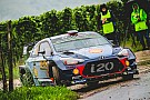 WRC Germania, PS9: Neuville sfortunato, la sua i20 va K.O!