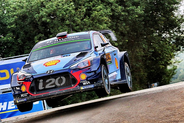 WRC Neuville vows to take more risks in WRC title run-in