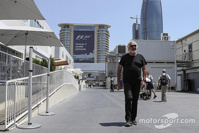 Briatore pesszimista a Ferrari esélyeivel kapcsolatban