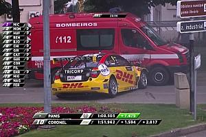 WTCC Новость FIA заинтересовалась трассой в Вила-Реале после аварии Коронеля