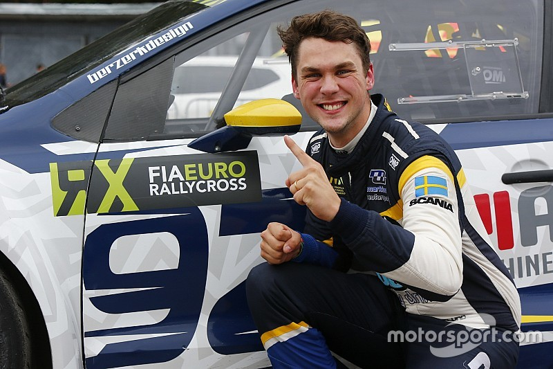 GCK expands to three-car World RX line-up