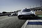 Autó Videó: így lesz F1-es Mercedesből közúti Project One