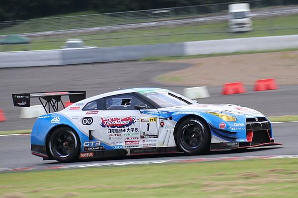スーパー耐久 速報ニュース S耐富士、3位表彰台の1号車藤井誠暢「これがベストリザルトだった」