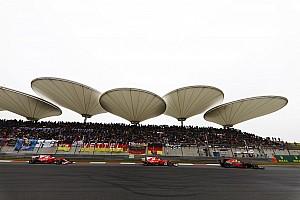 F1 Noticias de última hora La F1 firma un nuevo plan de marketing para reforzar su imagen en China
