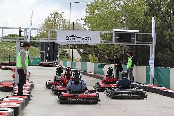 Karting Yarış raporu İlk üniversiteler arası karting yarışı düzenlendi