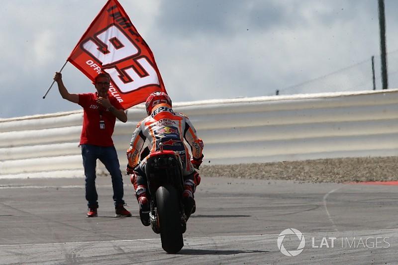 Márquez szerint Silverstone Viñales hétvégéje lesz