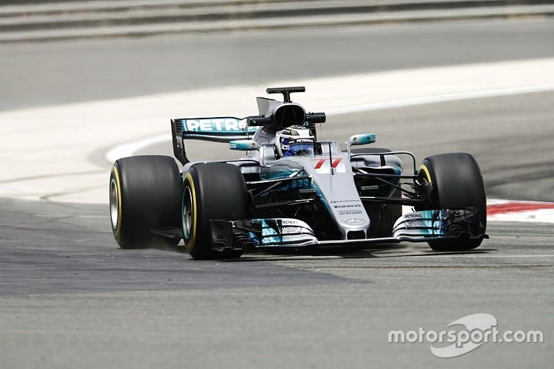 Bahrain F1 test: Bottas quickest as Ferrari hits trouble