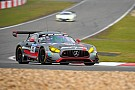 24h-Qualifikationsrennen: HTP-Mercedes erzielt Pole-Position