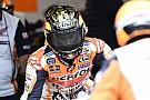 MotoGP La impotencia de Pedrosa, la frustración de Michelin