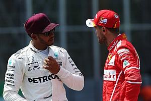F1 Noticias de última hora Hamilton advirtió a Vettel de no faltarle al respeto tras Azerbaiyán