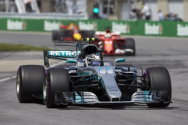 Formel 1 Valtteri Bottas war bei F1 in Kanada