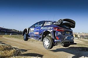 WRC Prova speciale Sardegna, PS12: Tänak alle spalle di Paddon nel caos totale