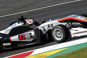 F3 Europe Interview Honda protege Makino targets F1 in