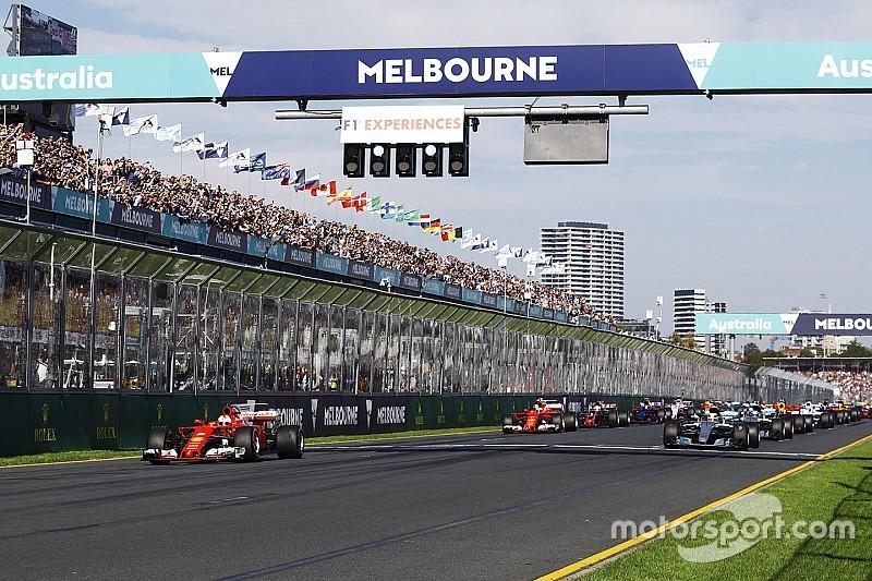 Вайтінг пояснив причину скасування першого старту Гран Прі Австралії