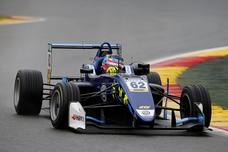 Habsburg stays on for second F3 season