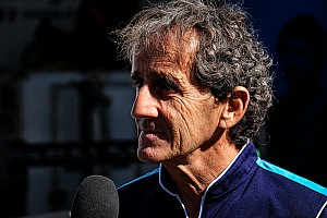 Formula E Breaking news Prost: Renault was hurt by