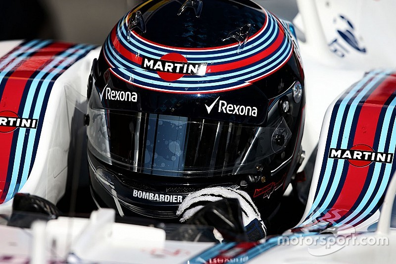 Empresa canadiense anuncia asociación con Williams F1