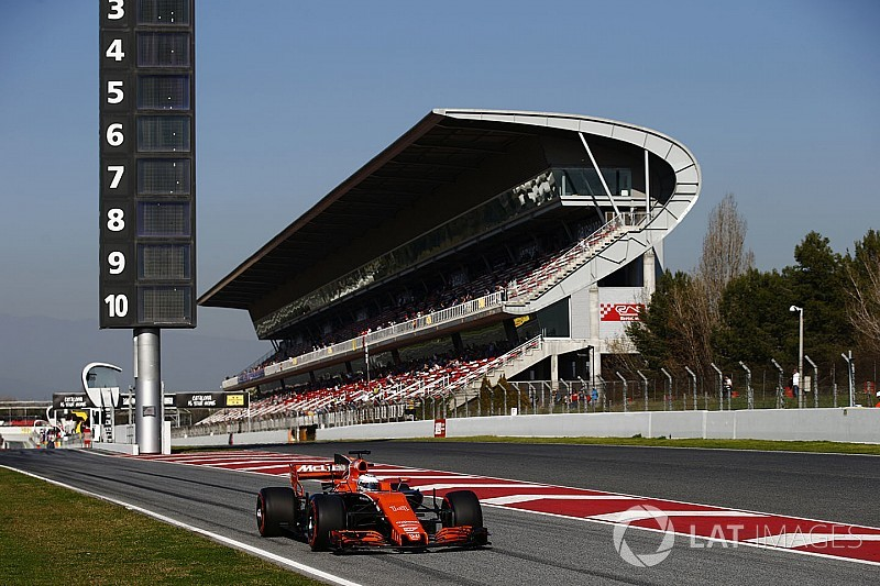 Fórmula 1: Calendario, pilotos y programa de test para 2018
