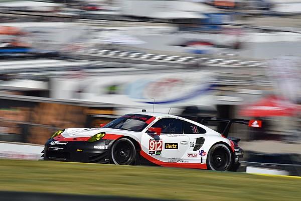 Bruni por Makowiecki en el equipo Porsche GTE del WEC