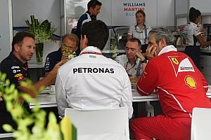 Формула 1 Комментарий Команды Формулы 1 рассказали, чего ждут от встречи с Liberty
