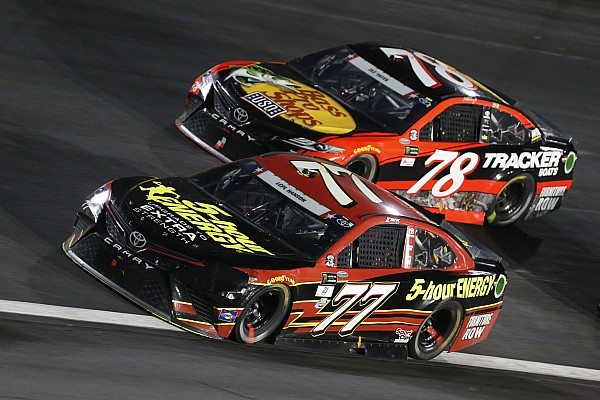 Furniture Row Racing will return to a one-car team in 2018
