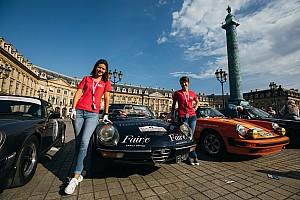 Vintage Özel Haber Fransa'daki Richard Mille Prensesler Rallisi'nde 100 ekip yarışacak