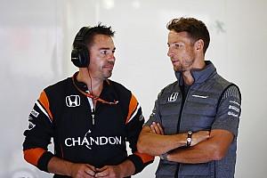 F1 Noticias de última hora Button regresará de tiempo completo al deporte motor