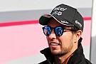 Formula 1 La Force India inizia le trattative per il rinnovo di Sergio Perez