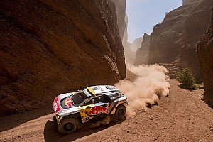 Dakar Stage report Dakar 2017, Stage 3: Peterhansel wins amid disaster for Toyota