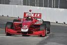 Indy Lights Росенквіст став володарем поула в Торонто