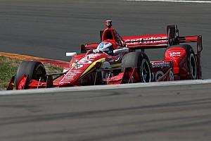 IndyCar Репортаж з практики Діксон продовжує домінувати у другій практиці