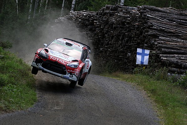 Finland WRC: Meeke keeps safe lead before Power Stage