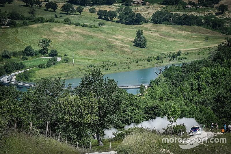 Rally Adriatico - Gara 2 scatta col cielo coperto