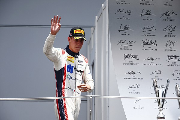 Marciello returns to single-seaters for Red Bull Ring F2 round