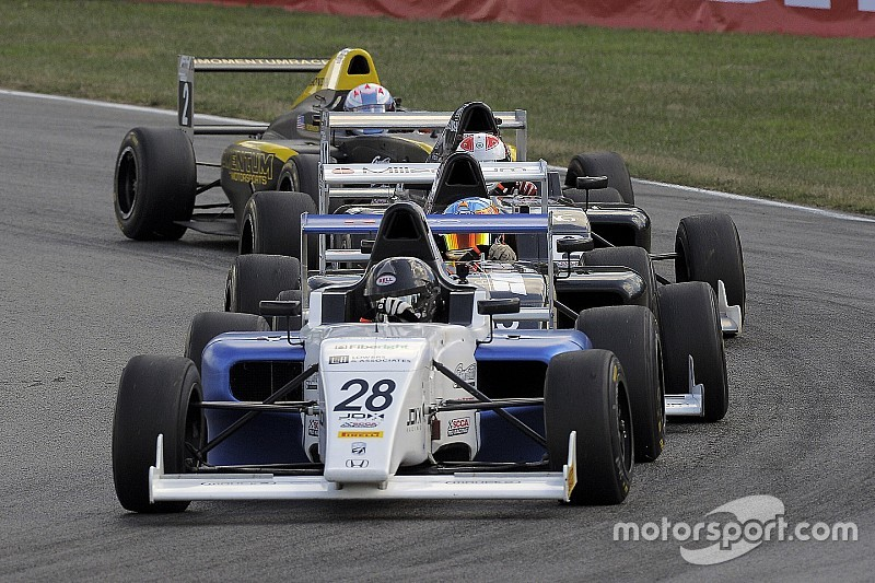 Kirkwood, Robinson, Das take U.S. F4 victories at Mid-Ohio