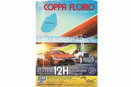 Torna dopo 40 anni la Coppa Florio con la 12h di Pergusa!