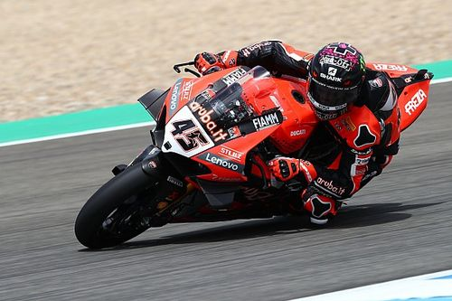 Jerez WSBK: Redding ilk kez pole'de, Toprak 5.