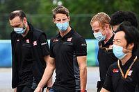 """Grosjean: """"Haas'ın F1'de kalıp kalmayacağı belli değil"""""""