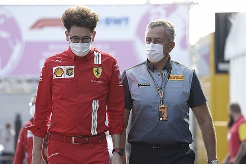 Mattia Binotto Sebut Kelemahan Terbesar Ferrari adalah Pit Stop