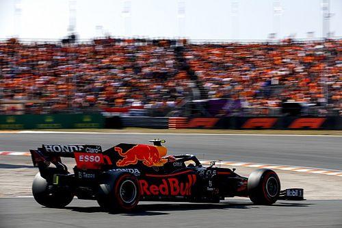 Perez set for back-of-grid start in Dutch GP after engine change