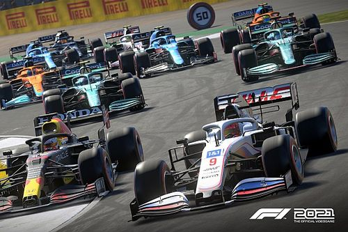 F1 2021 revela primeiras imagens além de mais detalhes do game