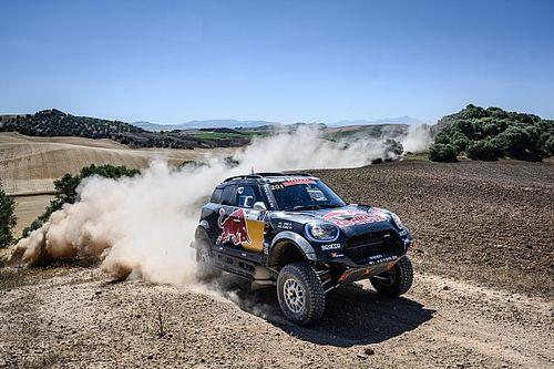 Sainz y Al Attiyah se enzarzan tras el Rally de Andalucía