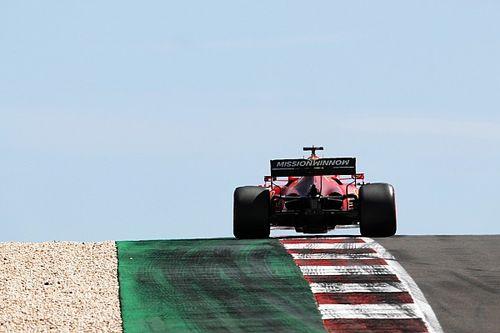 Leclerc: las líneas blancas no son ideales para límites de pista