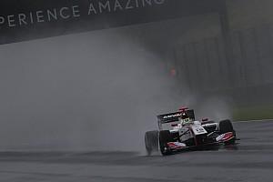 Секигучи победил в хаотичной дождевой гонке Суперформулы в Окаяме