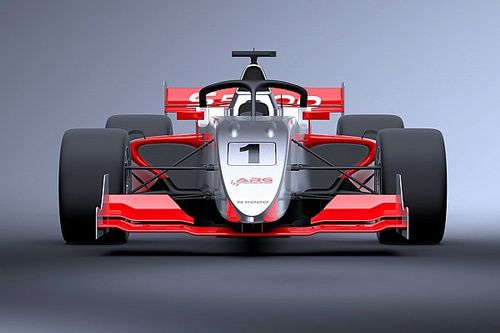 New V8 single-seater series makes late chassis, name switch