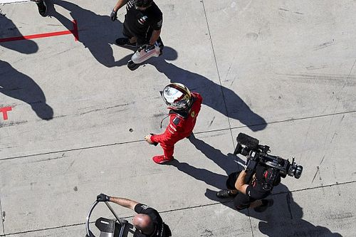 "Rosberg: Chez Aston Martin, Vettel redeviendra ""un dieu"""