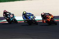GP Emilia Romagna MotoGP: Timeline vuelta por vuelta