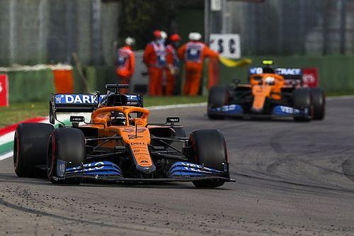 Who are McLaren's new Formula 1 investors?