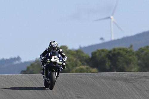 Portuguese MotoGP: Vinales tops FP1 as Marc Marquez marks return in third
